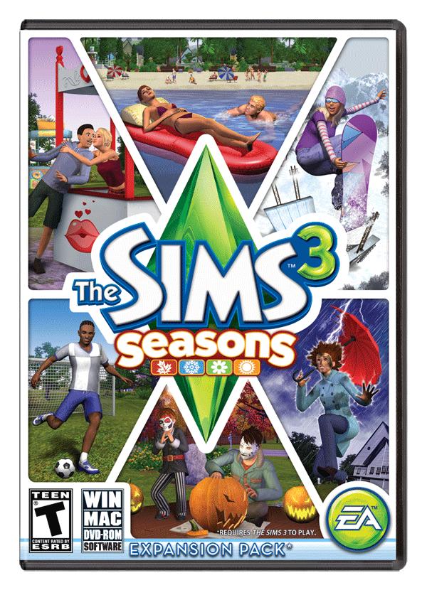 The Sims 3 v1.2.7 Update RazorDOX