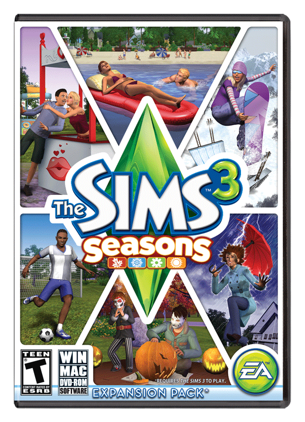 Home community the sims 3.